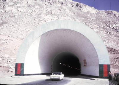 Salang Pass Tunnel