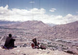 Hilltop View of Kabul
