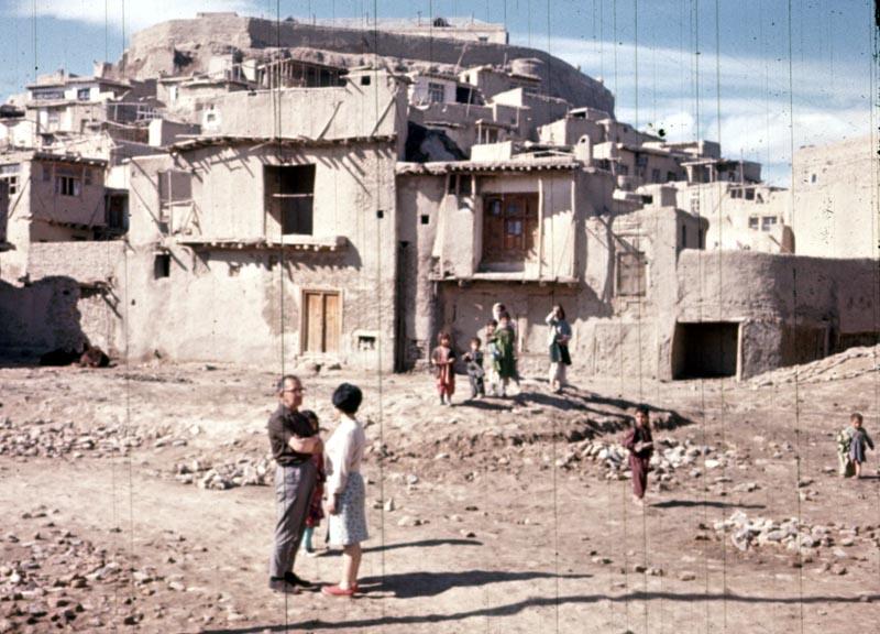 Afghans & Americans
