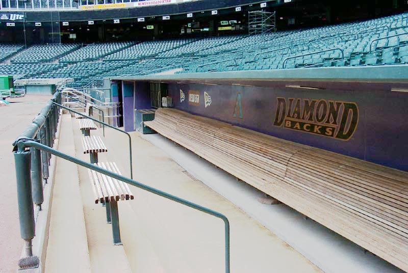 Diamondbacks Dugout