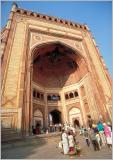 Gateway, Fathepur Sikri