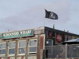 Where pirates eat