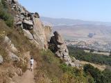Eager hiker