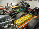 Dragsters from the past