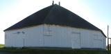 Octagonal barn panorama