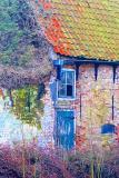 Decaying barnhouse