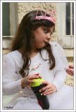 Purim at Almog kindergarden 2005 - ôåøéí áâï ùì àìîåâ