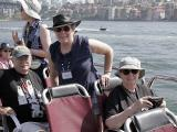 Harbour Tourists