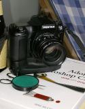 Pentax *istD with FA 77mm f1.8
