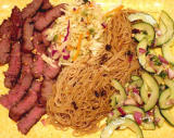Saturday Night Asian-Influenced Dinner #17630