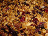 Chewy Maple Oat Clusters #19736
