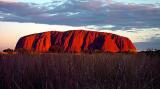 Ayers Rock Sunset