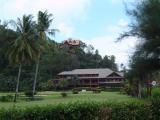 Outside Berjaya Tioman