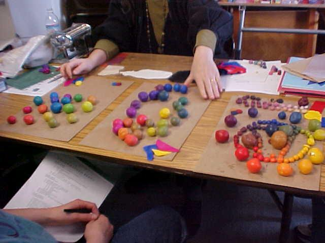Class Color Wheels