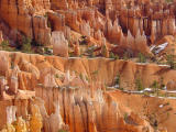 Colorful HoodoosBryce Canyon Nat'l Park, Utahby Scott A. Dommin