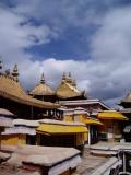 The Golden Roof of the Potala.