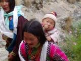 One of the youngest devotees I saw at Potala.