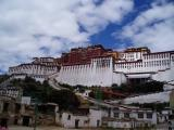 Potala Palace. Looks very grand from this angle.