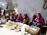 Vegetable sellers.