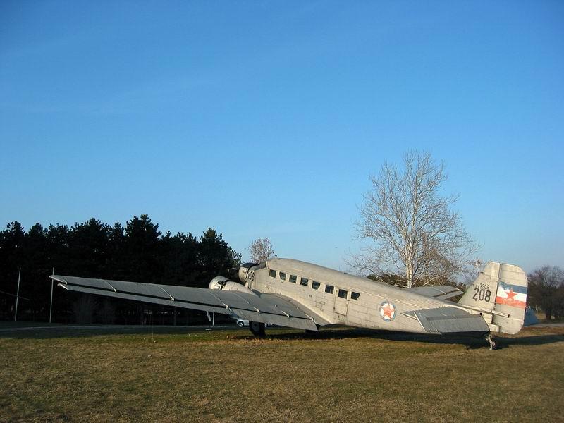 Air Museum, JU-52
