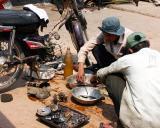 Moto Repair, Siem Reap