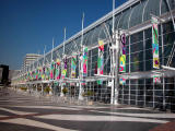 Long Beach Convention Center - West wing