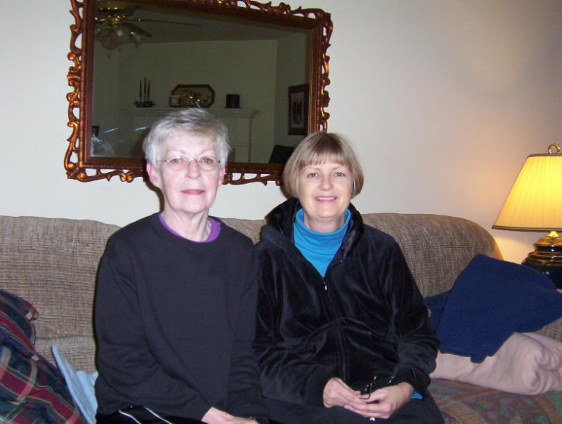 Susie and Nan