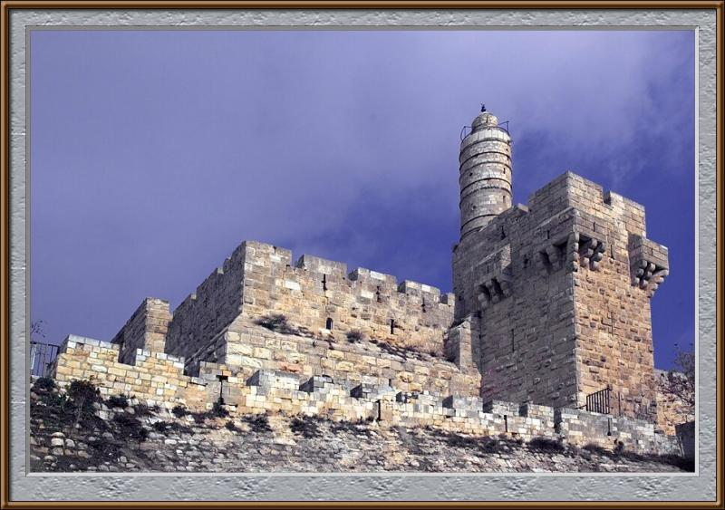 Tower of King David