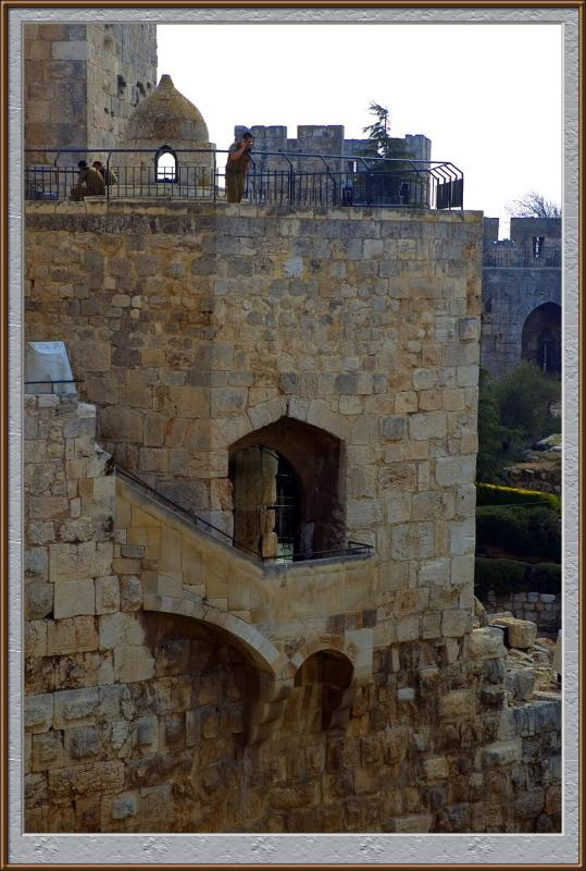 Tower of King David museum