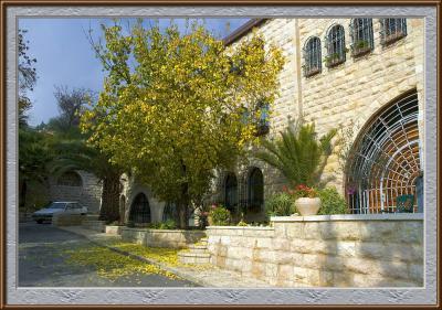 A house in Jerusalem