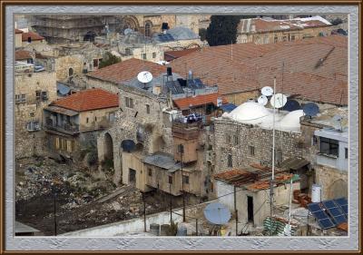 jerusalem roofs