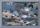 The Roofs of Old City Jerusalem