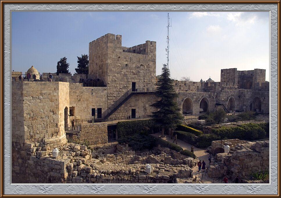 Tower of King David museum