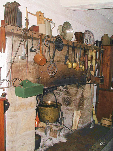 antique cooking tools