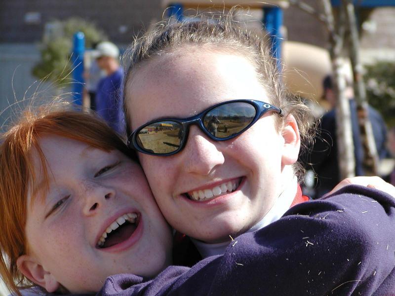 Erika & Megan