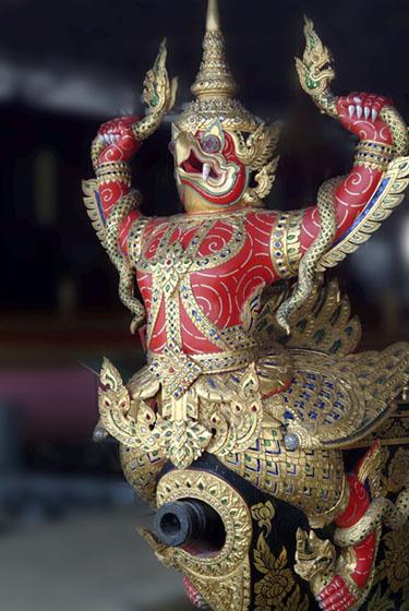 Thailand-Bangkok-Royal Barge Museum