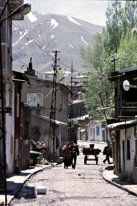 Street Scene Erzurum