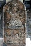 Hittite God on bull