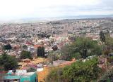 View of the Parroquia from lookout point
