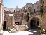 Former convent, Santa Cruz
