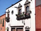 Street in Querétaro