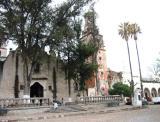 Village of Atotonilco, monastery and