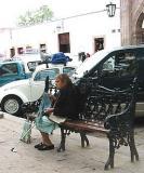 Town square in Dolores Hidalgo