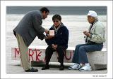 Street vendor - Lissabon