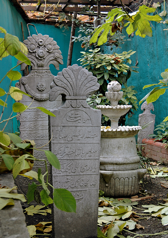 Kybele graves