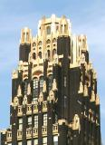 Detail  Neo-Gothic Deco Style