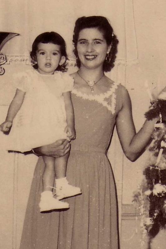 My Mother and Sister 1955