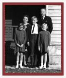 The Lyko Family  circa 1968