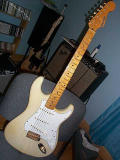 Warmoth homebuilt Strat