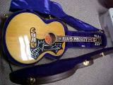 Elvis Presley Ltd Ed signature J-200  (sold)